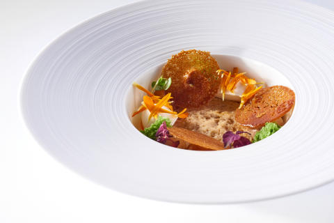 Bocuse d'Or 2018/2019:  Stella Vogue and Blossom Hotel from Villeroy & Boch are the official competition plates