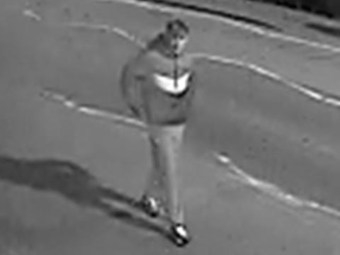 Do you recognise this young man? We want to talk to him about an incident in Crowborough