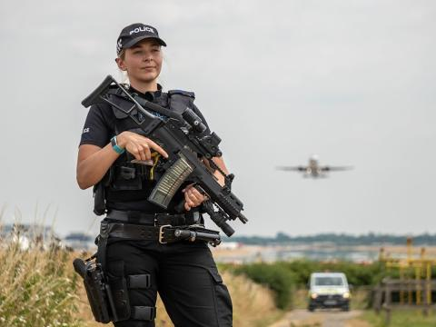 Active investigations continue into illegal drone activity at Gatwick