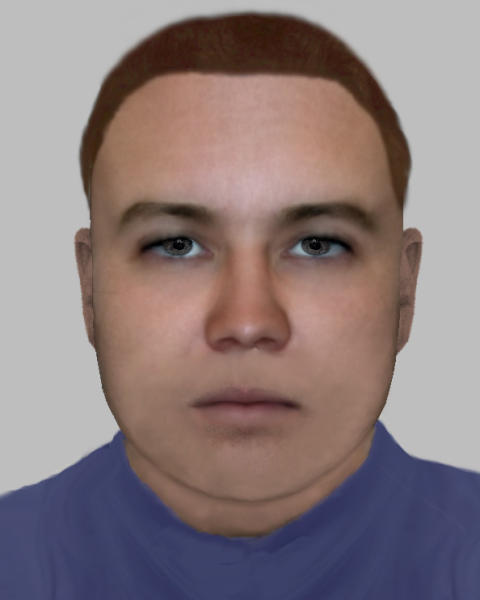E-fit of suspect