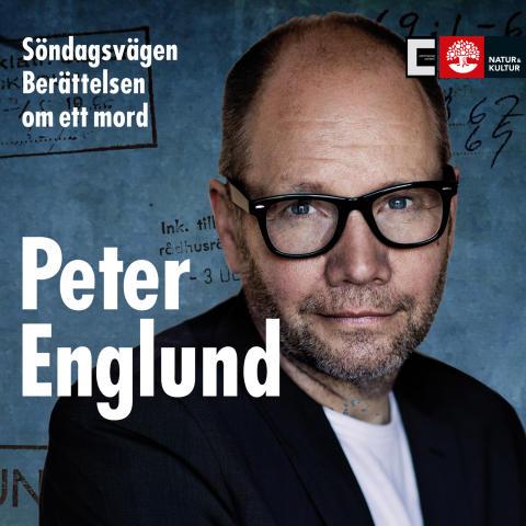 Idag släpps true crime-podden Söndagsvägen med Peter Englund