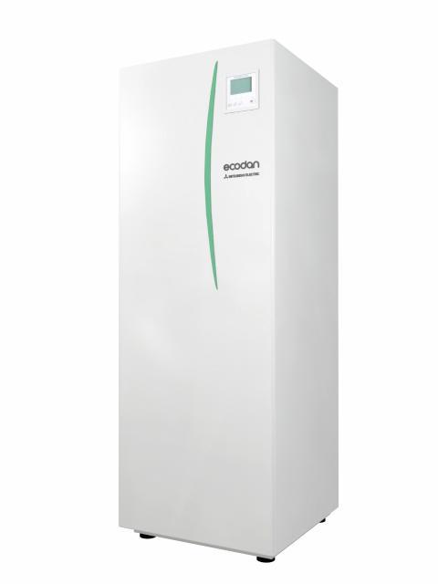 Luft-vatten värmepump Ecodan
