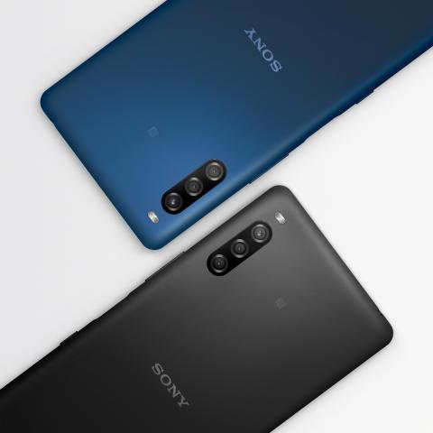 Nowy smartfon Sony Xperia™ L4: wyświetlanie w formacie 21:9, intensywne wrażenia i elegancki wygląd