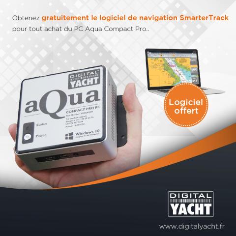 Digital Yacht - Offres promotionnelles (15 mai - 15 juillet 2017)