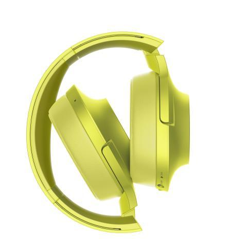 h.ear_on_Wireless von Sony_Limonengelb