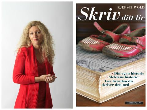 Kjersti Wold: Skriv ditt liv