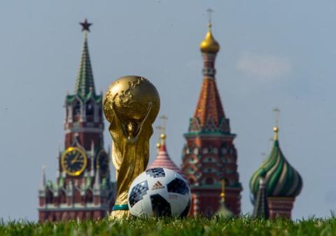 Eutelsat-Satelliten übertragen während des 2018 FIFA World Cup Russia™ insgesamt 5.500 Sendestunden