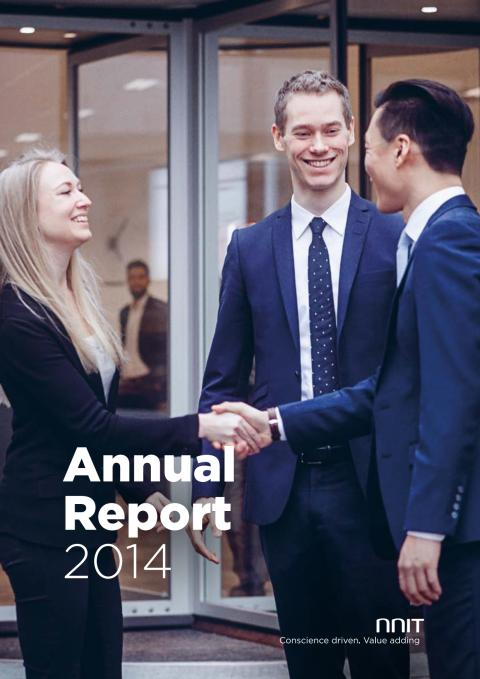 NNIT Annual Report 2014