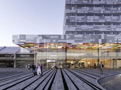 Scandic Hotels blir operatör för nytt hotell på Göteborg Landvetter Airport