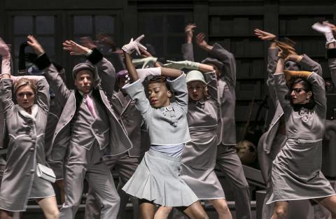 GöteborgsOperans Danskompani drar igång nya året med dundersuccén Stoic