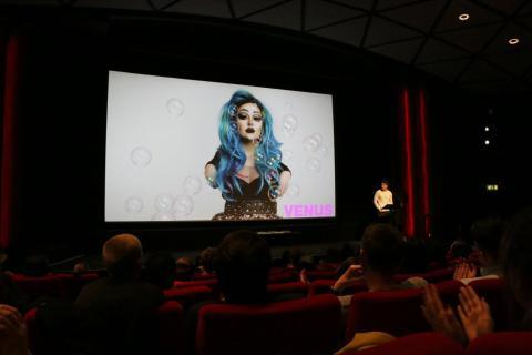 Northumbria University Venus film success 2