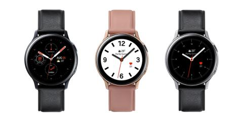 Galaxy Watch Active2 – smartere, penere og mer personlig