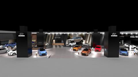 Her er alle nyhetene fra Hyundai på bilmessen i Frankfurt