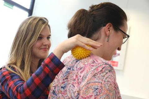 Gesunder Start in den Frühling: Dritte BeHealthy-Woche bei Santander