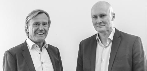 Martin Ljungström och Johan Pokorny