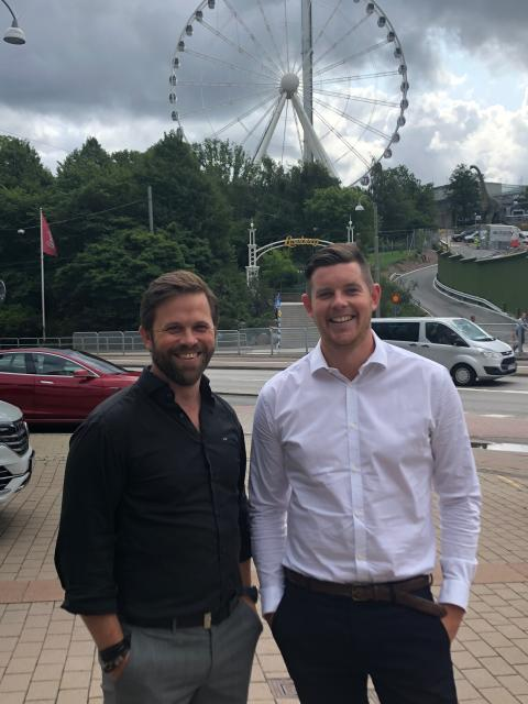 Jobzone fortsätter sin expansion och öppnar kontor i Göteborg.