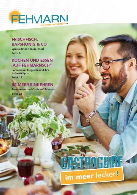 Der erste Gastronomieführer der Insel Fehmarn ist da!