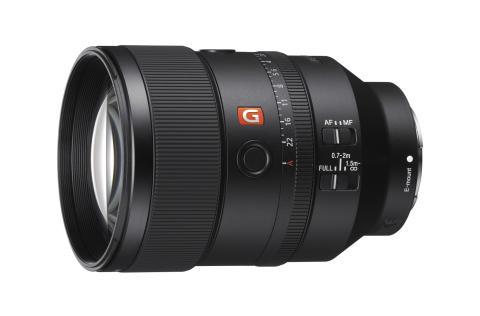 Sony představuje nový 135mm objektiv G Master s pevným ohniskem a světelností F1,8 pro fullframe s úchvatným rozlišením, bokehem a výjimečným výkonem AF