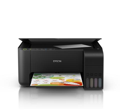 Epson High-Capacity Ink Tank Inkjet Printers Reach Cumulative Global Sales of 40 Million Units