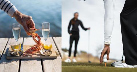 TIPS: 5 saker som kryddar din golfvistelse