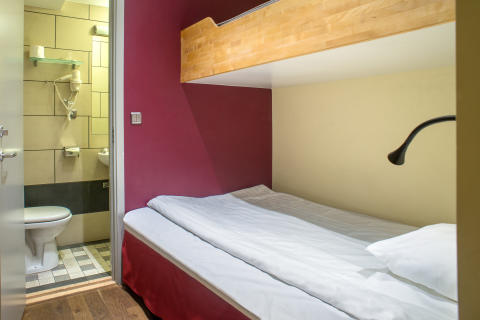 Rex Petit - Cabin room