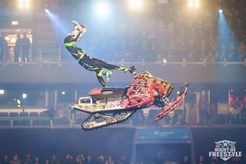 Night of Freestyle till Malmö Arena den 10 oktober 2020!