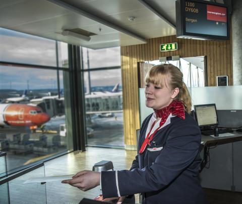 Norwegian tilbyr «Fast Track» på lavprisbilletter
