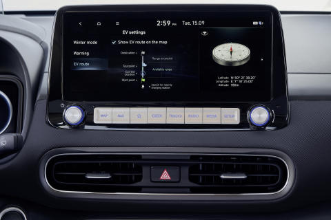 New Hyundai Kona Electric (17)