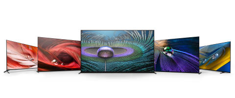 Sony präsentiert neue BRAVIA XR 8K LED-, 4K OLED- und 4K LED TV-Modelle mit neuem  «kognitivem Prozessor XR»