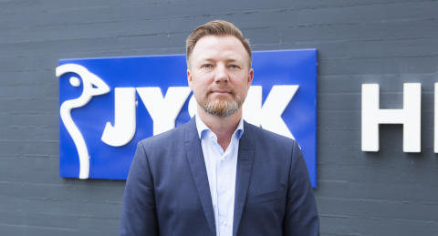Jacob Brunsborg, Chairman of the board, Lars Larsen Group