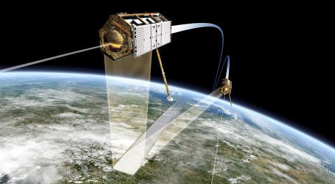 Satellite measurements provide safer E18-construction