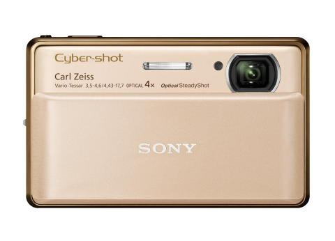 Cyber-shot DSC-TX100V von Sony_Gold_01