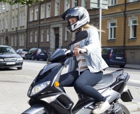 Brister hos 19 av 22 mopedutbildare
