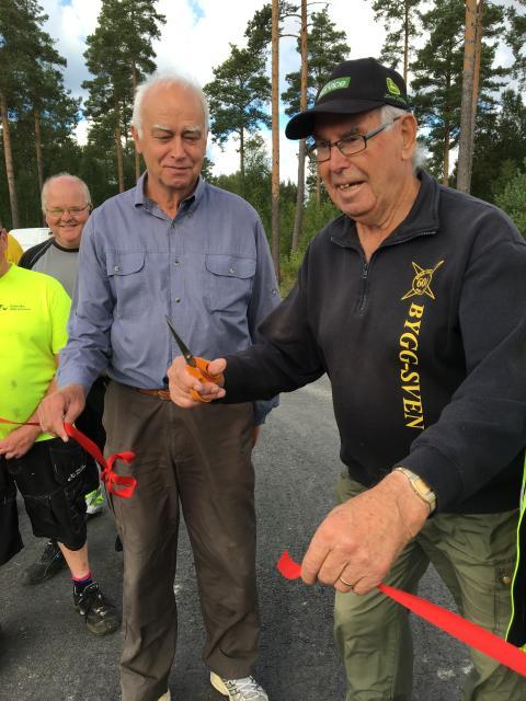 Nyinvigd återvinningscentral i Österfärnebo
