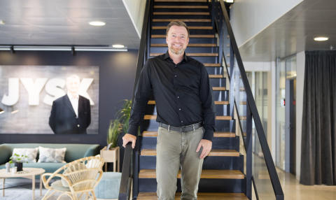 Jacob Brunsborg, Chairman of the board, Lars Larsen Group