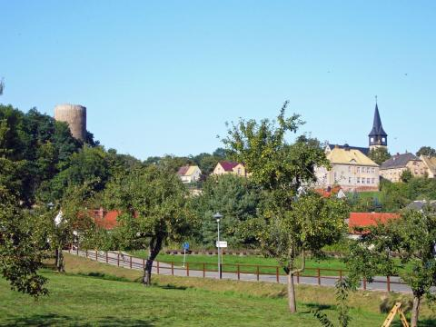 """In der Heimvolkshochschule Kohren-Sahlis findet das mehrtägige Seminar """"Die Reformation und unsere Kirche(n)"""" statt"""