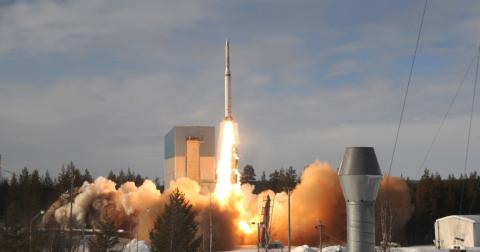 Dafo Brand brandsäkrar rymdbasen Esrange