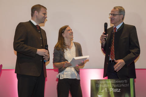 NaturVision 2014- Platz 1: Fachoberschule Kelheim, Klasse FS 12a
