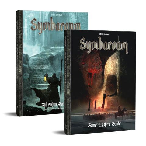 Game Master's Guide For Acclaimed Dark Fantasy RPG Symbaroum Coming June 2