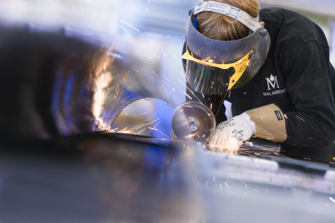 Malmberg workshop technician