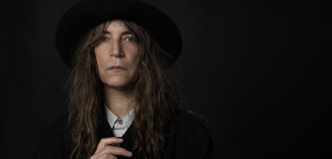 ​PATTI SMITH TILL STOCKHOLM WATERFRONT