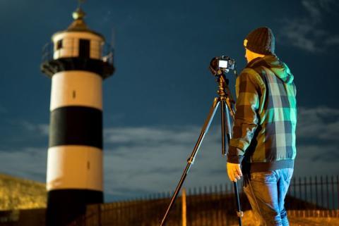 Les appareils photo Sony capturent les images sensationnelles d'un phénomène naturel rare :  la super Lune