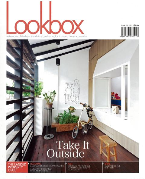 Evorich Featured on Latest Issue of Lookbox Magazine