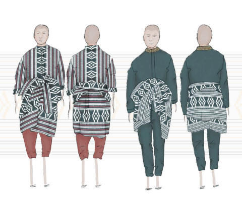 Indonesian collaboration for Northumbria fashion students