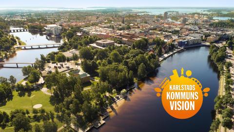 Karlstads nya vision: Ett bättre liv i solstaden