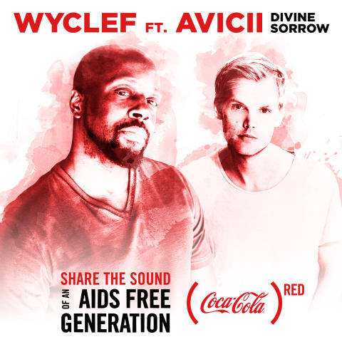 "Wyclef Jean and Avicii team up for ""Divine Sorrow""."