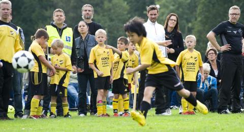 Föräldratelefonen vill nå idrottsföräldrar