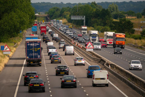 Busiest summer getaway since 2014 expected with over 13m leisure journeys planned this weekend