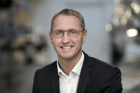 Stefan Bergström Hedmark, vd Martin & Servera Logistik
