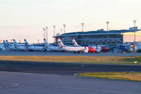 Stark passagerartillväxt, solid kabinfaktor och högre enhetsintäkter